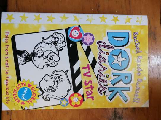Dork Diaries story books image 3