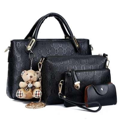 Four in 1 fancy handbags