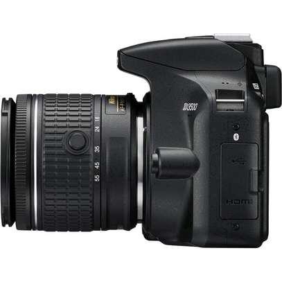 Nikon D3500 DSLR with 18-55mm Lens image 4