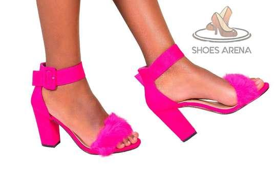 Elegant Chunky Heels image 9