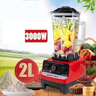 silver crest Commercial /Professional Blender -3000WATTS image 1