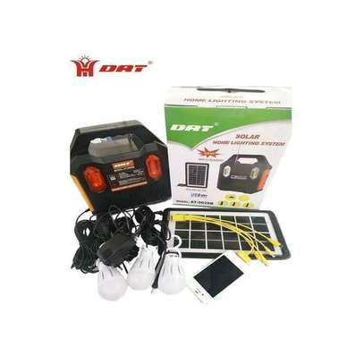 Dat Home Universal Solar Kit With FM Radio image 1
