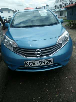 Nissan note - new model