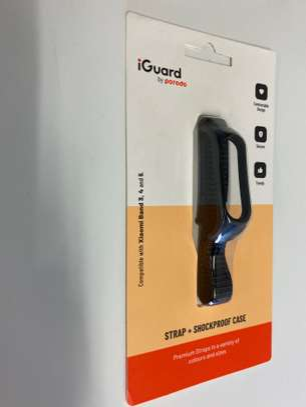 Porodo iGuard Mi Band 3/4 & 5 Nylon Protective Case and Nylon Strap image 2