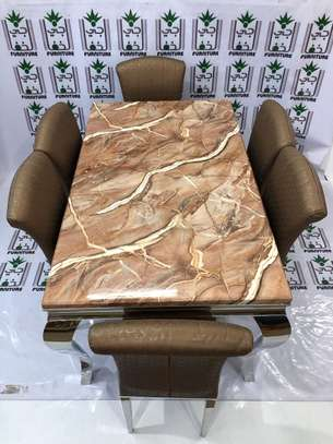 Marble Dining Tables image 2