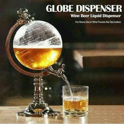 juice globe dispenser