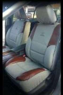 Tudor Car Seat Covers image 4