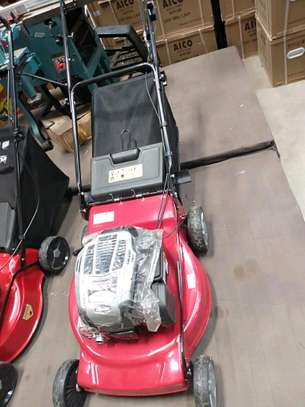Commercial B and S lawn mower