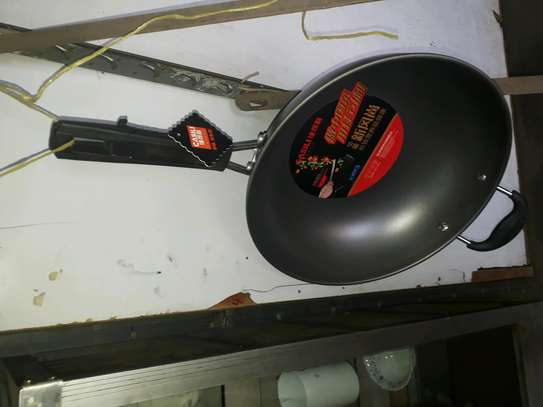 Deep frying pan image 1
