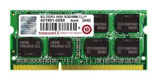 8gb Ram Ddr3 For Laptop image 1