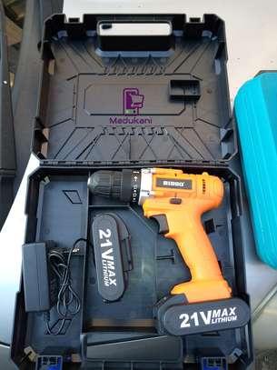 Bisso 21V Cordless Drill image 3