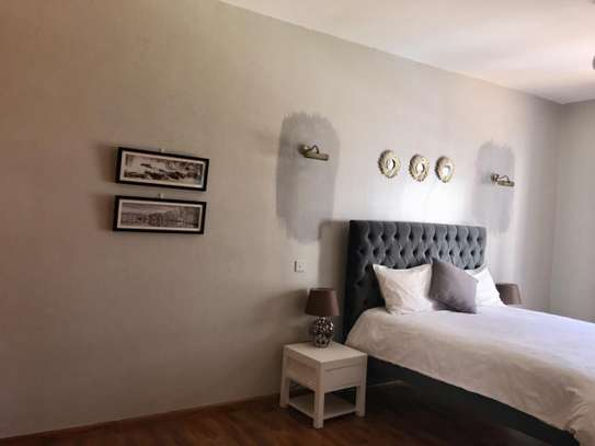 Furnished 2 bedroom apartment for rent in Rhapta Road image 2