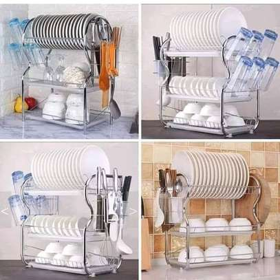 Three Tier Dish Rack