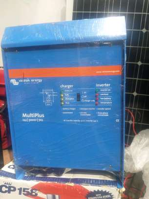 Victron Multiplus 24V 3kva 70amp Inverter Charger