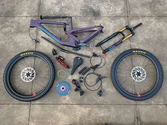 bike/bicycle spare parts and Accessories image 1