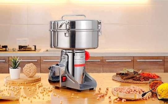 Dry Food Grinder Mill Grinding Machine Blender - 220V EU Plug image 1