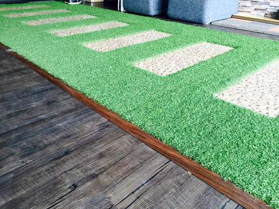 hot selling artificial carpet grass image 11