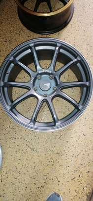 Offset Rims size (18),  for Crown, Subaru, Legacy, Harrier. image 7