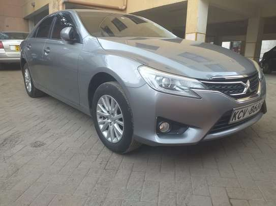 TOYOTA MARK X FOR HIRE