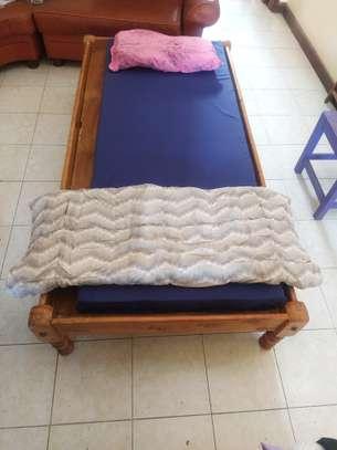 Bed 3 x 6