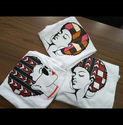 African Lady T-Shirt image 1