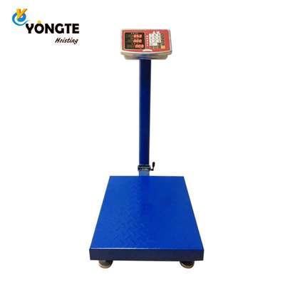 Product name:electronic platform scale  -Model:TCS image 1
