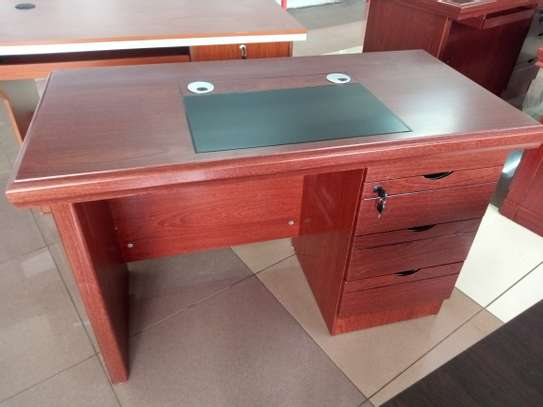 1.6metre Executive office desk image 1