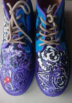 Customised shoes image 2