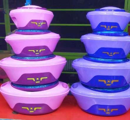 Hot pot 4pcs set image 1