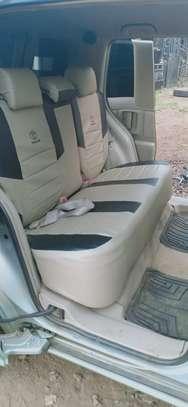 Toyota Raum Car Seat Covers