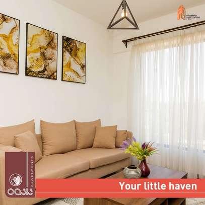2 bedroom apartment for rent in Pangani image 2