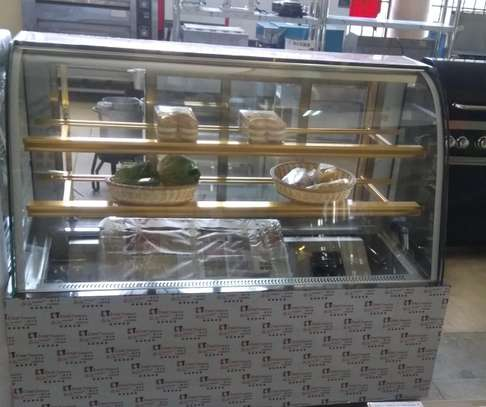 Cake display and chiller image 2