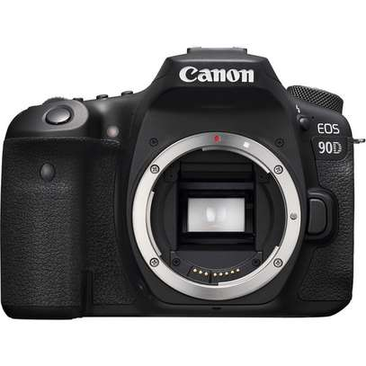 Canon EOS 90D DSLR Camera with 18-55mm Lens image 2