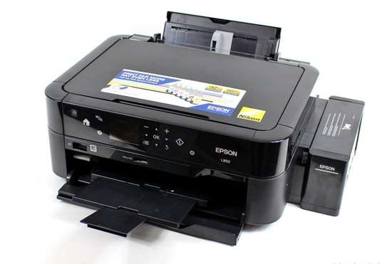 Epson L850 Ink Tank System Photo Color Printer image 1