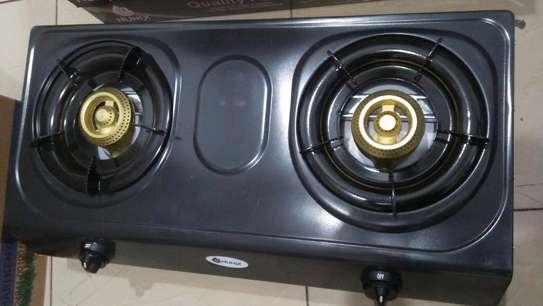 2 burner gass cooker/Gass cooker image 1