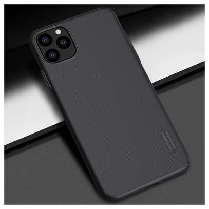 NILLKIN Super Frosted Shield Plastic Protective Case For Apple iPhone 11 iphone 11 Pro iPhone 11 Pro Max image 5