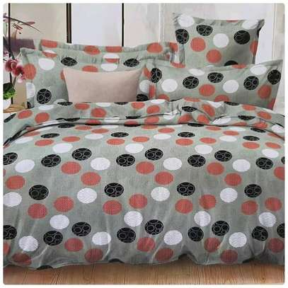 Quality cotton duvets with one pillow case image 1