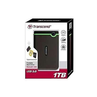 Transcend External Hard Disk
