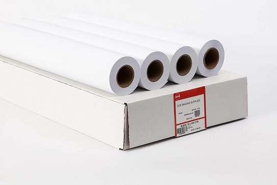 vinyl sticker material Rolls image 1