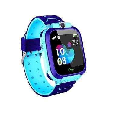 Kids GPS Intelligent Smart Watch - Blue image 2