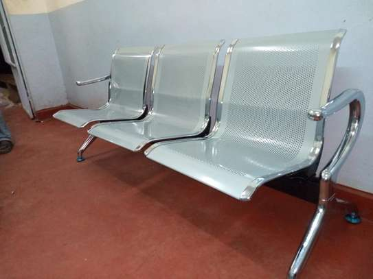 Non Padded Airport Link Chair