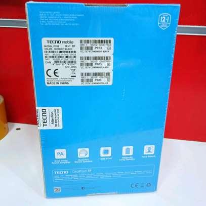 Tecno Tablet 16gb 1gb ram, Tecno Droipad 7F Model with delivery image 2