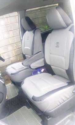 Mitsubishi Car Seat Covers image 1