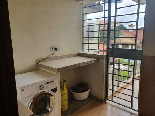 Furnished 2 bedroom apartment for rent in Kileleshwa image 18