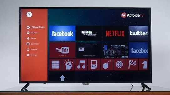 "Hisense 50"" 4K HDR Ultra HD Smart TV -Frameless, 2020 With Bluetooth image 2"