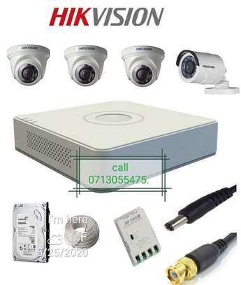 CCTV installation at your premises image 2
