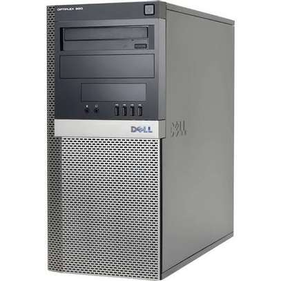 Dell Optiplex 960 CPU/ Tower 250GB HDD image 1