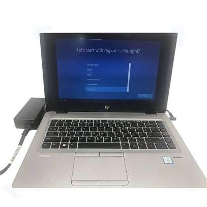 Hp Elitebook 840g3 touch core i7 8gb ram 500gb hdd image 2