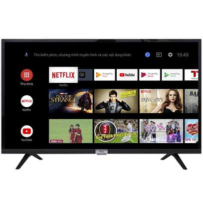 "TCL 32"" FULL HD ANDROID TV 32S6500 - Black image 1"