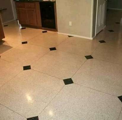 Tiling and terrazzo installation
